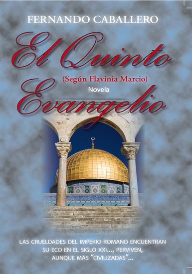 El Quinto Evangelio - Según Flavinia Marcio - cover