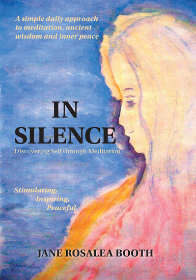 In Silence - Discovering Self Through Meditation - cover