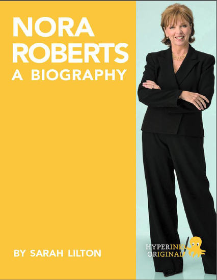 Nora Roberts: A Biography - cover