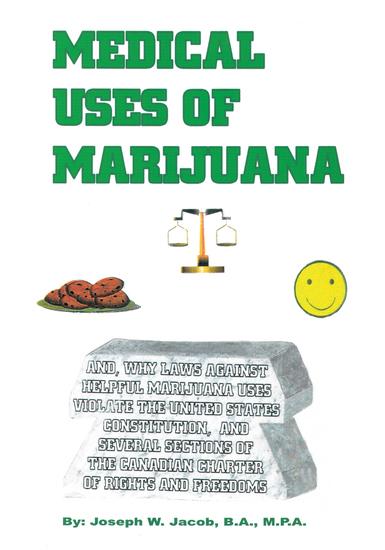Medical Uses of Marijuana - cover