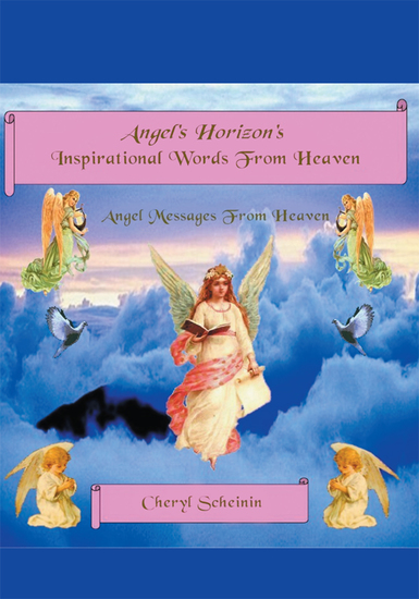 Angel's Horizon's Inspirational Words from Heaven - cover