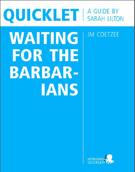 waiting for the barbarians coetzee essay checker