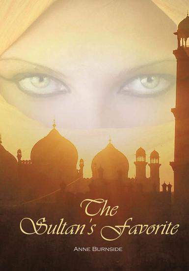 The Sultan's Favorite - A Phantom of the Opera Story - cover