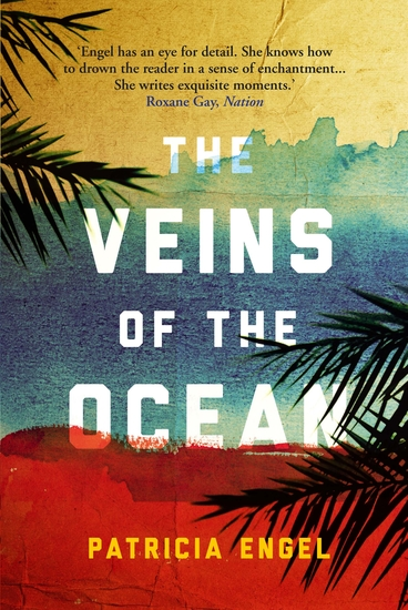 The Veins of the Ocean - 2017 WINNER OF THE DAYTON LITERARY PEACE PRIZE - cover