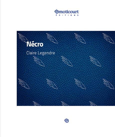 Nécro - Une nouvelle sombre - cover