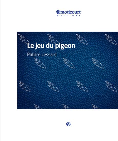 Le jeu du pigeon - Nouvelle à suspense - cover
