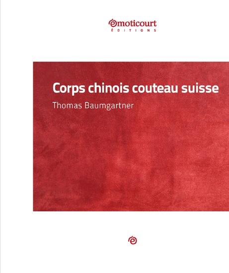 Corps chinois couteau suisse - Une nouvelle sombre - cover