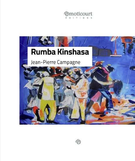 Rumba Kinshasa - Carnet de voyage - cover