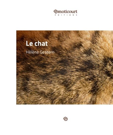 Le chat - Histoire d'une rencontre - cover