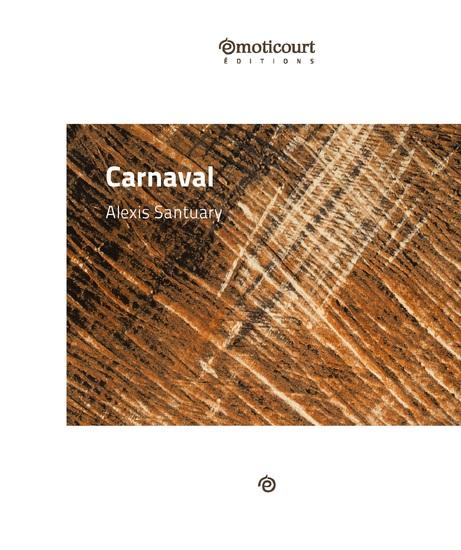 Carnaval - Recueil de nouvelles - cover