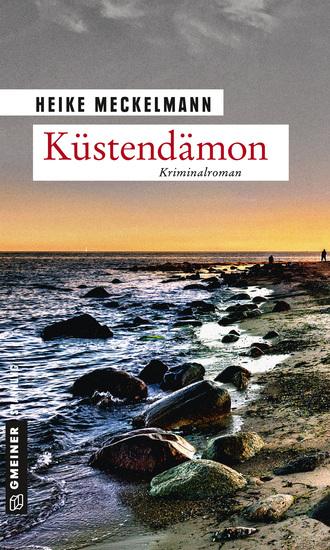 Küstendämon - Kriminalroman - cover