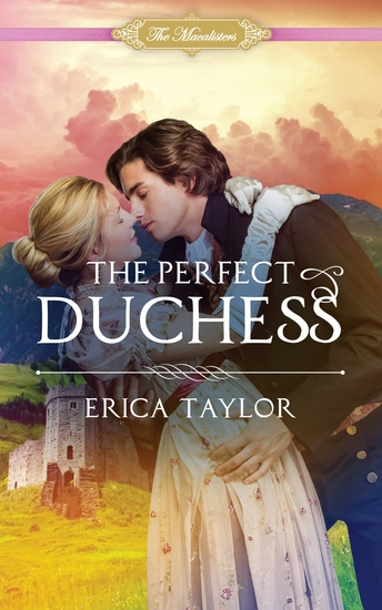 The Perfect Duchess - cover