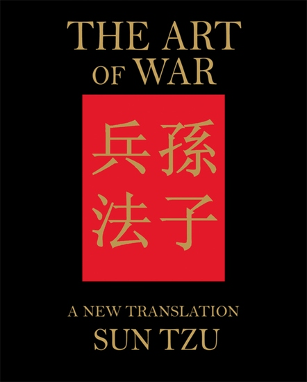 The Art of War - A New Translation - cover