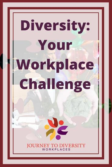 Diversity: Your Workplace Challenge - cover