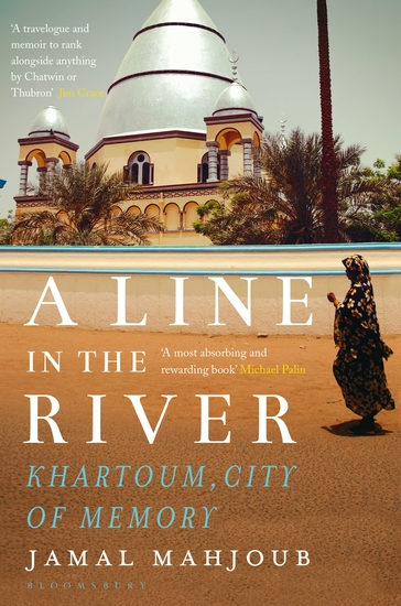 A Line in the River - Khartoum City of Memory - cover