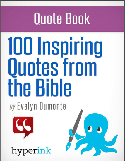 100 Inspiring Bible Quotes - cover