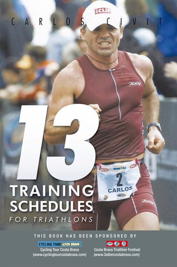13 Training Schedules for Triathlons - cover