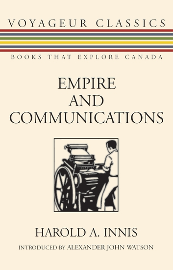 Empire and Communications - cover