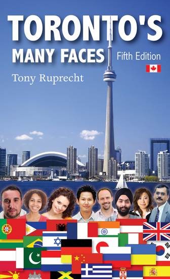 Toronto's Many Faces - cover