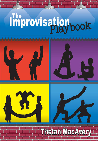 The Improvisation Playbook - cover