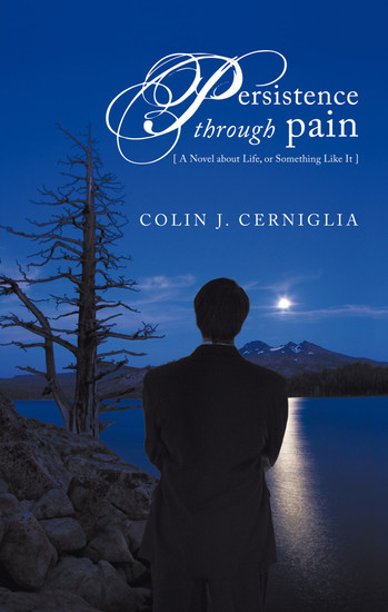 Persistence Through Pain - A Novel About Life or Something Like It - cover