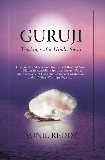 Guruji: Teachings of a Hindu Saint - cover