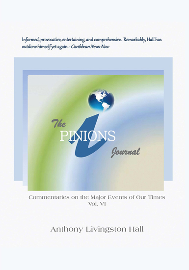 The Ipinions Journal - Commentaries on the Major Events of Our Times: Volume Vi - cover