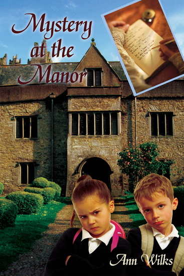 Mystery at the Manor - cover