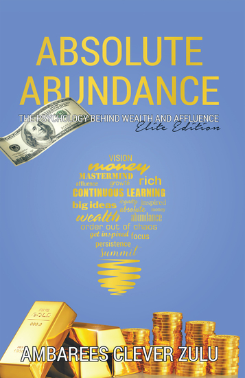 Absolute Abundance - The Psychology Behind Wealth and Affluence - cover