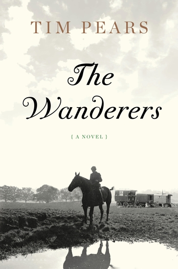 The Wanderers - The West Country Trilogy - cover