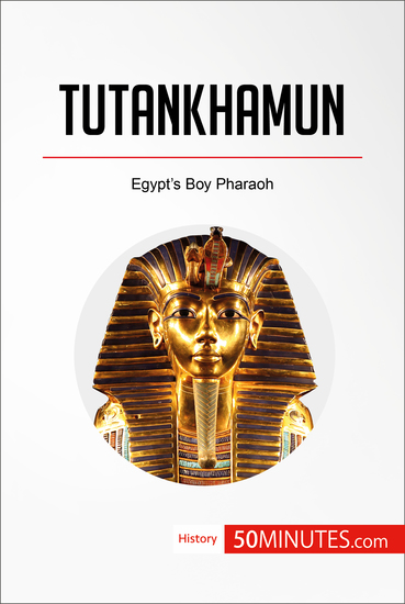 Tutankhamun - Egypt's Boy Pharaoh - cover