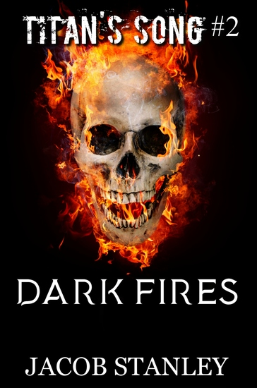 Dark Fires - cover