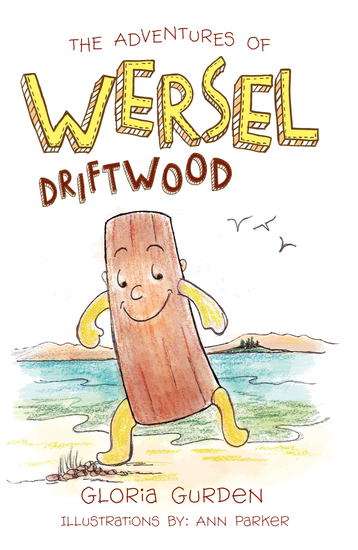 The Adventures of Wersel Driftwood - cover