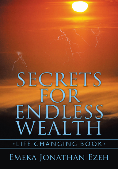 Secrets for Endless Wealth - Life Changing Book - cover