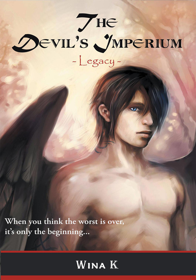 The Devil'S Imperium - Legacy - cover