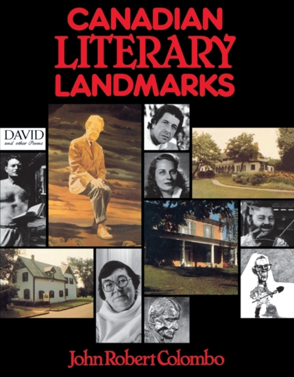 Canadian Literary Landmarks - cover