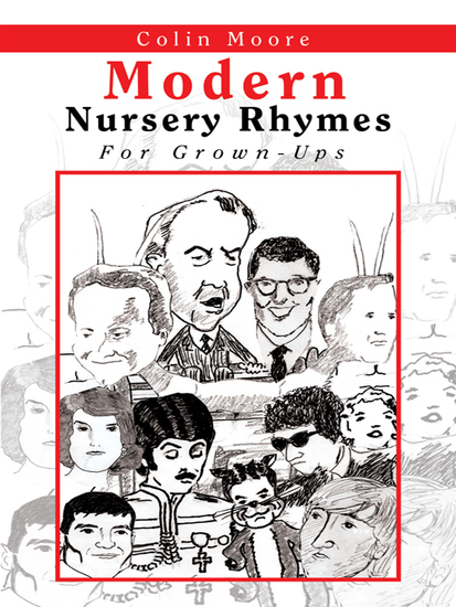 Modern Nursery Rhymes - For Grown-Ups - cover