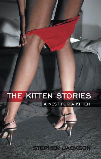 The Kitten Stories - A Nest for a Kitten - cover