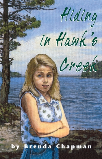 Hiding in Hawk's Creek - A Jennifer Bannon Mystery - cover