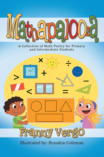 Mathapalooza - A Collection of Math Poetry for Primary and Intermediate Students - cover