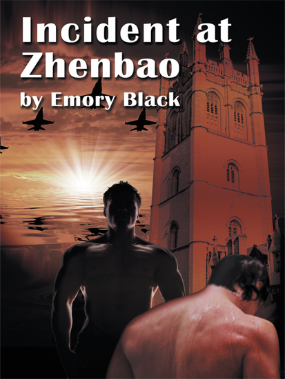 Incident at Zhenbao - cover