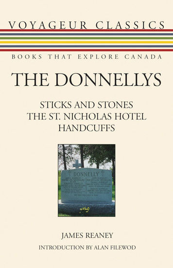 The Donnellys - cover