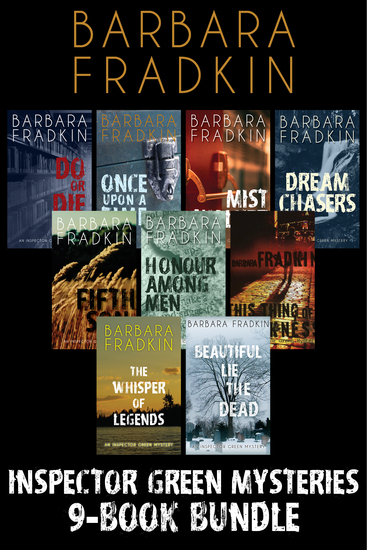 Inspector Green Mysteries 9-Book Bundle - Do or Die Once Upon a Time Mist Walker Fifth Son The Whisper of Legends and 4 more - cover