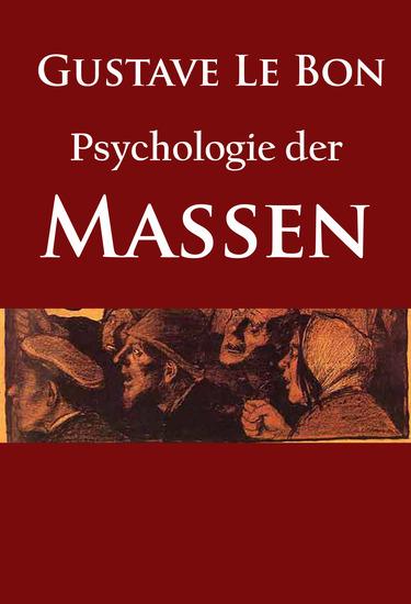 Psychologie der Massen - - - cover