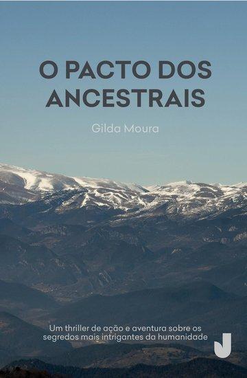 O pacto dos ancestrais - cover
