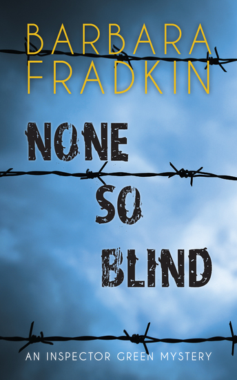 None So Blind - An Inspector Green Mystery - cover