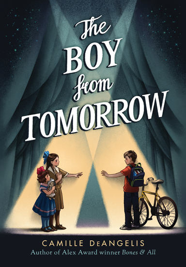 The Boy from Tomorrow - cover
