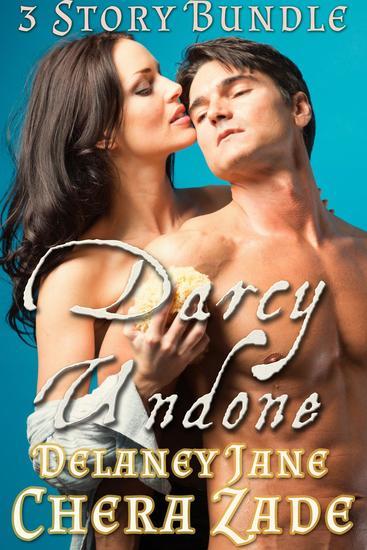 Darcy Undone - cover