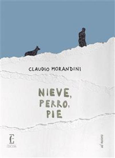 Nieve perro pie - cover