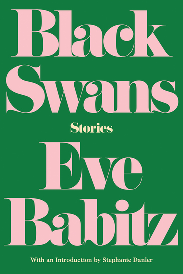 Black Swans - Stories - cover